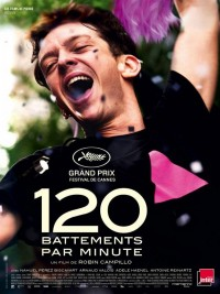 Affiche de 120 battements par minute