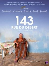 Affiche de 143 Rue du Désert