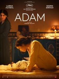 Affiche de Adam