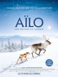 Affiche de Aïlo : une odyssée en Laponie
