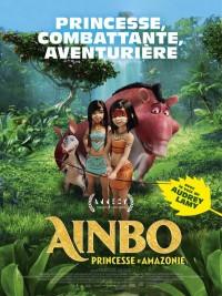 Affiche de Ainbo, princesse d'Amazonie