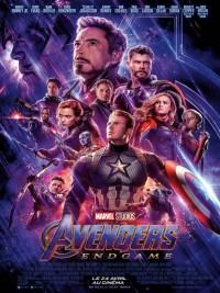 Affiche de Avengers : Endgame