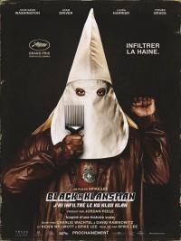 Affiche de BlacKkKlansman