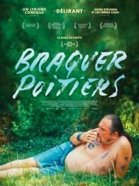 Affiche de Braquer Poitiers