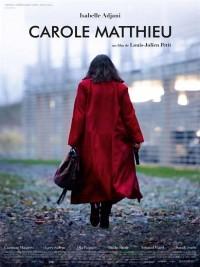 Affiche de Carole Matthieu