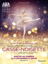 Affiche de Casse-Noisette (Royal Opera House - 2017/18)