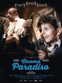 Affiche de Cinema Paradiso