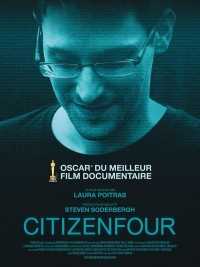 Affiche de Citizenfour