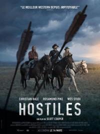 Affiche de Hostiles