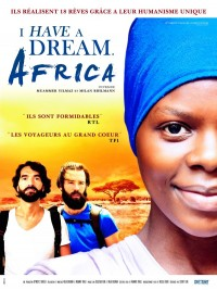 Affiche de I have a dream. Africa