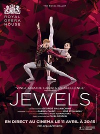 Affiche de Jewels (Royal Opera House)