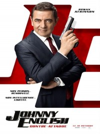 Affiche de Johnny English contre-attaque