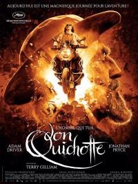Affiche de L'Homme qui tua Don Quichotte