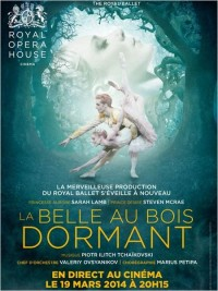 Affiche de La Belle au Bois Dormant (Royal Opera House)