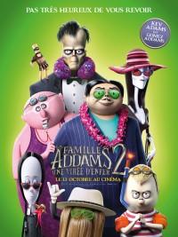 Affiche de La Famille Addams 2 : une virée d'enfer