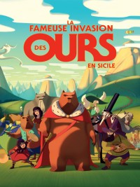 Affiche de La fameuse invasion des ours en Sicile