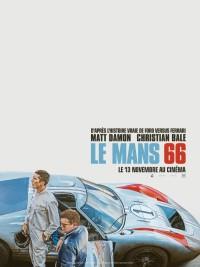 Affiche de Le Mans 66