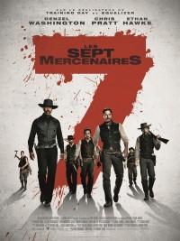 Affiche de Les 7 Mercenaires