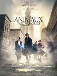Affiche de Les Animaux fantastiques