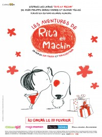 Affiche de Les Aventures de Rita et Machin