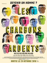 Affiche de Les Charbons ardents