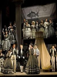 Affiche de Les Contes d'Hoffmann (Royal Opera House)