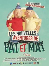 Affiche de Les Nouvelles aventures de Pat et Mat