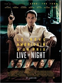 Affiche de Live By Night