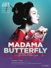 Affiche de Madame Butterfly (Royal Opera)