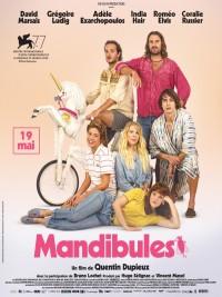 Affiche de Mandibules