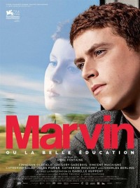 Affiche de Marvin ou la belle éducation