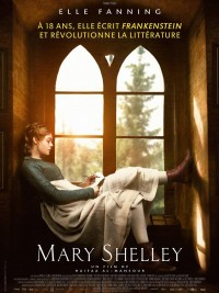 Affiche de Mary Shelley