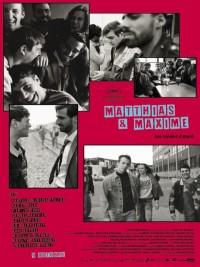 Affiche de Matthias & Maxime