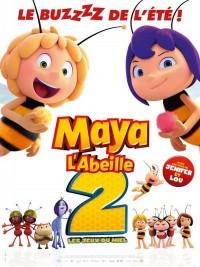 Affiche de Maya l'abeille 2 - Les jeux du miel