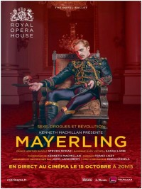 Affiche de Mayerling (Royal Opera House)