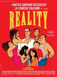 Affiche de Reality