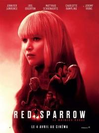 Affiche de Red Sparrow