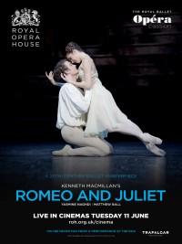 Affiche de Roméo et Juliette (Royal Opera House)