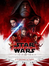 Affiche de Star Wars - Les Derniers Jedi
