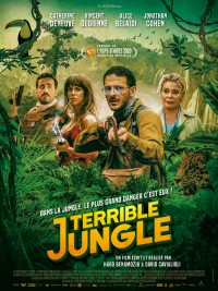Affiche de Terrible Jungle