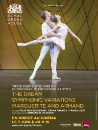 Affiche de The Dream (Royal Opera)