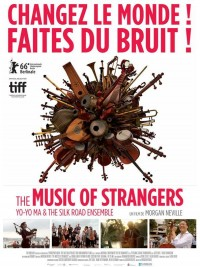 Affiche de The Music of Strangers