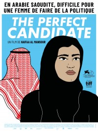 Affiche de The Perfect Candidate