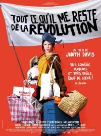 Affiche de Tout ce qu'il me reste de la révolution
