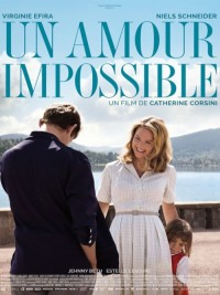 Affiche de Un amour impossible