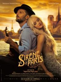Affiche de Une Sirène à Paris