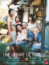 Affiche de Une affaire de famille