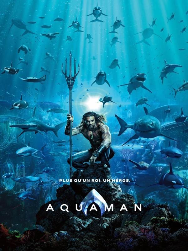 Affiche de Aquaman