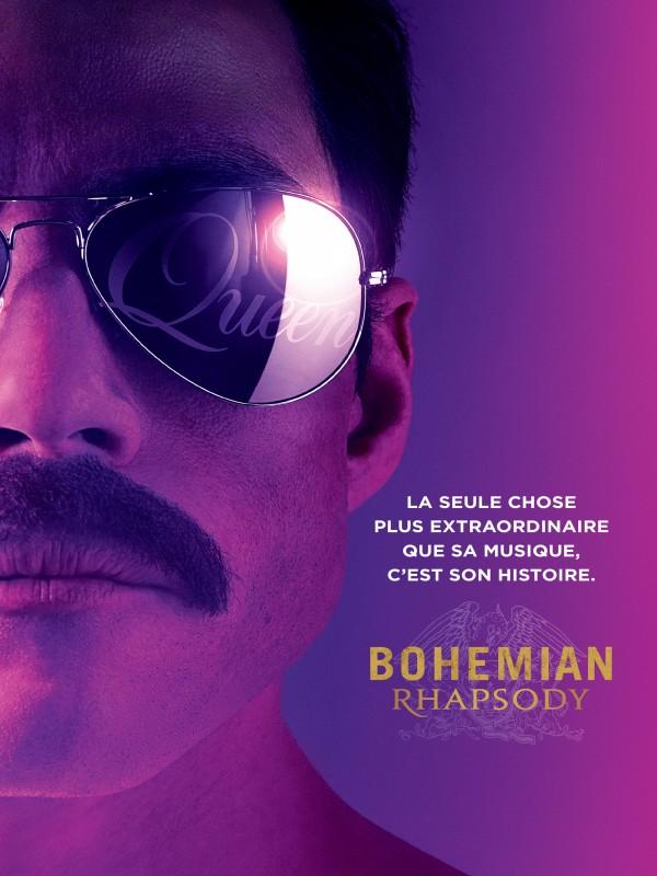 Affiche de Bohemian Rhapsody
