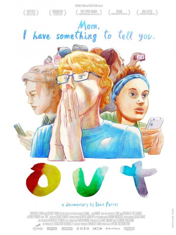 Affiche de Coming Out